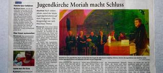 Andernach: Jugendkirche Moriah macht Schluss