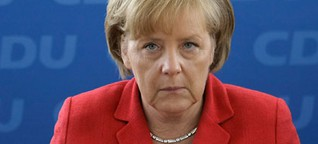 Angela Merkel is riding Germans' anger at Greece