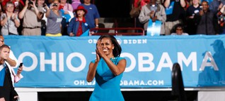 Michelle Obama gegen Ann Romney: Ladies first