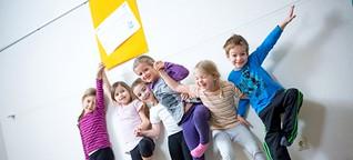 Willkommen bei Kinder & Co: Yoga-Adressen Wien Kinder