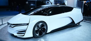 So ist die NAIAS 2014: Die 10 sehenswertesten grünen Autos der Auto Show in Detroit