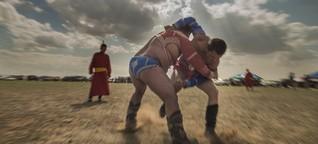 Mongolische Ringer