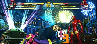 "spieletipps.de - Rezension - ""Marvel vs. Capcom 3"""