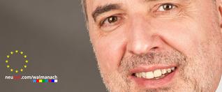 """""""Wenn ich das EU-Mandat erreiche, dann ist mein nächstes Ziel die Nationalratswahl"""" Ewald Stadler (REKOS) im walmanach #EP2014"""