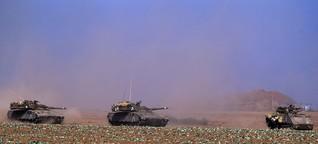 """Krieg in Nahost: """"Gefahr einer selbsterfüllenden Prophezeiung"""""""