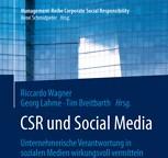 """Buchbeitrag zu """"CSR und Social Media"""""""