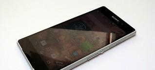 Test: Sony Xperia Z2 Smartphone
