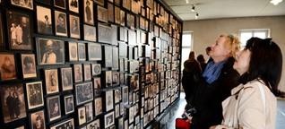 Botschafter der Erinnerung in Auschwitz: Bewegende Spurensuche zum Leben und Sterben der Sinti und Roma