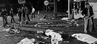 Oktoberfest-Anschlag vor 30 Jahren: Als die Wiesn Trauer trug