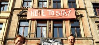 Häuserkampf in Köln: Wir lassen uns nicht vertreiben
