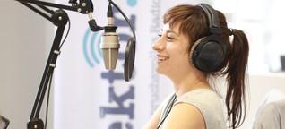 Rapperin und Moderatorin Nina Sonnenberg alias Fiva im Interview   detektor.fm
