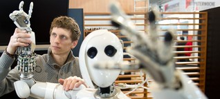 Ars Electronica: Bettelnde Roboter und dudelnde Matratzen