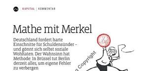 Mathe mit Merkel