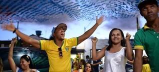 Die WM im Land des Fußballs: Tops und Flops