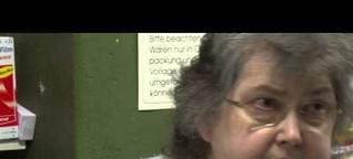 Frau Boyboks und ihr Schreibwaren-Laden