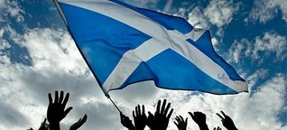 """Interview zu Referendum: """"Schottland fühlt sich fremdregiert"""""""