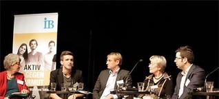 IB Aktiv: Europäische Konferenz