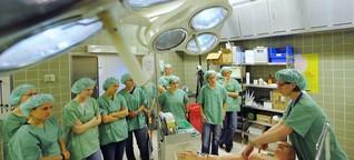 Zulassung zum Medizinstudium: Warum müssen Ärzte zur Abi-Elite gehören? - SPIEGEL ONLINE