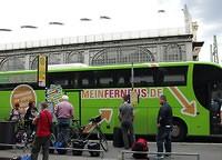 Fernbus-Anbieter sehen Handlungsbedarf bei Dresdner Haltestelle