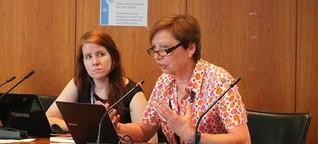 Frauen wollen mitbestimmen | Global Ideas | DW.DE | 15.10.2013