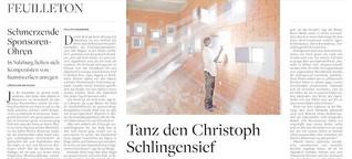 Tanz den Christoph Schlingensief