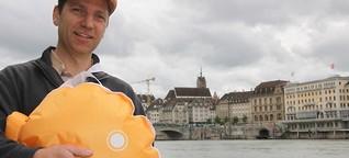 Rhein in den Rhein