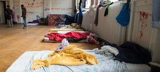 Flüchtlinge in Bayreuth