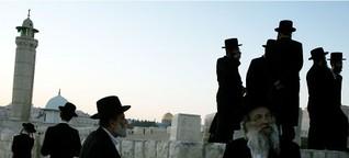 Israel - Ultra-Orthodoxe leben unter Armutsgrenze