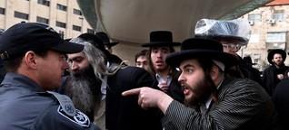 Israel: Wehrpflicht-Gesetz auch für Ultraorthodoxe
