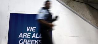 Aufbruchstimmung in Griechenland