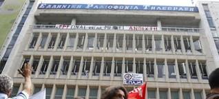 Unliebsame Berichterstatter. Der Kampf um den griechischen öffentlich-rechtlichen Rundfunk ERT