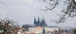 Stadtführung in Prag: Korruption als Attraktion