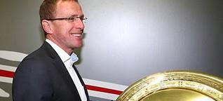 RB Leipzig siegt auf ganzer Konzernlinie
