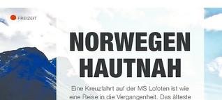 Norwegen hautnah