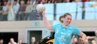 Handballerin Anne Ulbricht: Oma mit 24 - SPIEGEL ONLINE