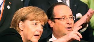 Sparen oder Investieren? - Deutsch-französische Zeitbombe