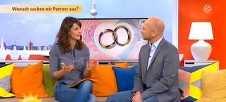Frühstücksfernsehen - Video - Talk: Wie suchen wir unsere Partner aus? - Sat.1