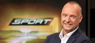 Frank Buschmann: Die Helene Fischer unter den Sportreportern