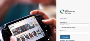 Sonys Playstation Network könnte gehackt werden