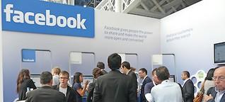 Facebook at Work betritt neuen Boden