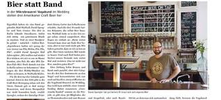 Craft Beer Brauerei Vagabund