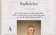 ZEITmagazin: Endlich frei mit 18