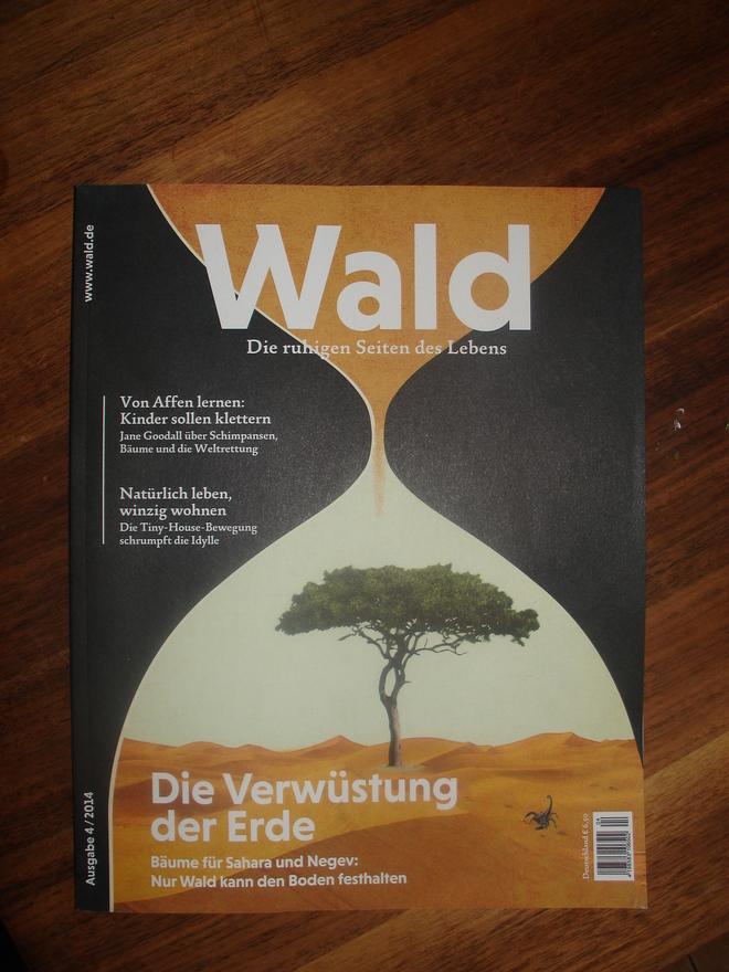WALD - Die Verwüstung der Erde
