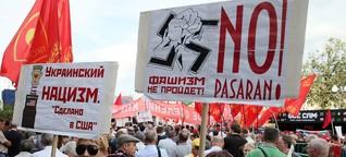 Russland fürchtet sich vor Separatisten im eigenen Land