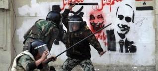 Ägypten-Expertin Weipert-Fenner: Das Imageproblem des Oberstenrates
