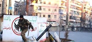 Syrienkrieg: Deutschland ist der ideale Vermittler