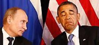 Der Syrien-Konflikt als G-20-Thema: Supermächte auf Kollision: Obama und Putin gehen sich scharf an