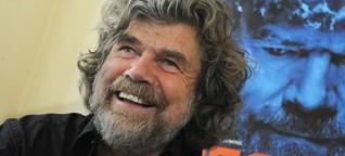 Reinhold Messner wird 70 - Bergsteigerlegende im Interview