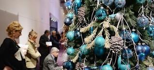 Deko-Trends an Weihnachten: Früher war mehr Lametta - heute-Nachrichten