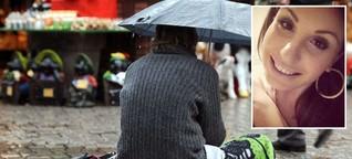 Er half ihr nachts in Not: Studentin organisiert Wohnung für Obdachlosen